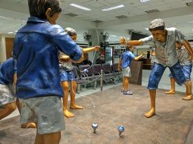 Indian Games at Chennai Airport