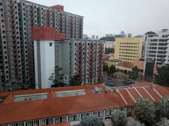Singapore Hotel View